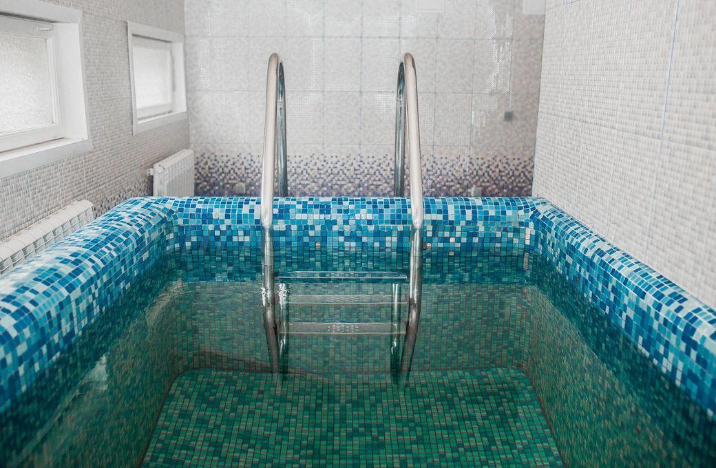 Самоковские бани на дровах, банный комплекс