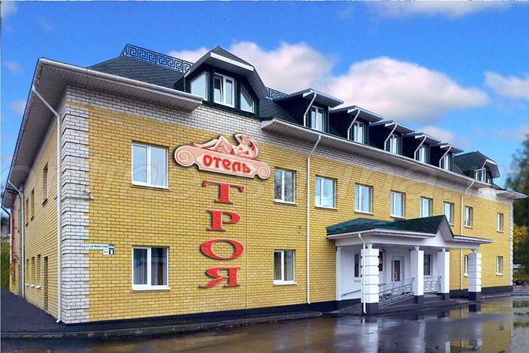 ТРОЯ, гостиничный комплекс
