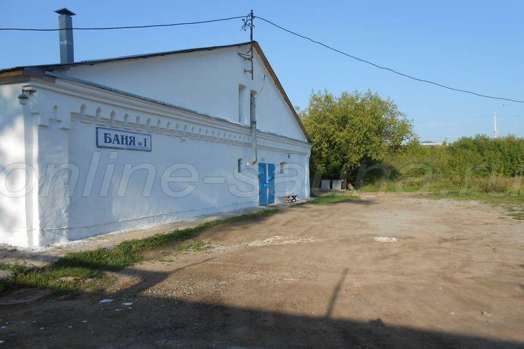 Костромские бани, сеть общественных бань и саун, баня №1